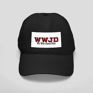 W. W. J. D. Baseball Cap Hat