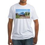 Spirit Of Conrail Fitted T-Shirt