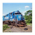 Spirit Of Conrail Tile Coaster