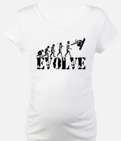 Snowboarding Evolution Shirt
