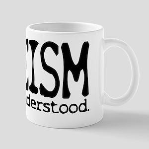 Atheism Myth-Under Small 11oz Mug