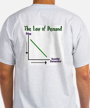 Funny Supply and demand T-Shirt