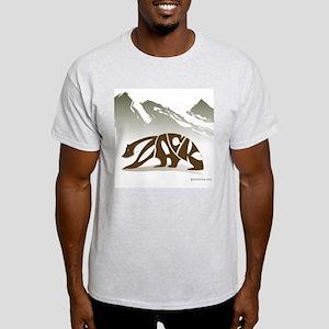 Zack (Brown Bear) Light T-Shirt