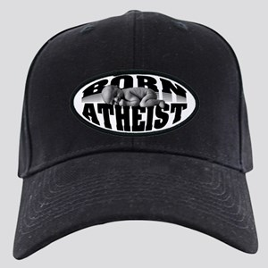Born Atheist Baby Baseball Cap Hat