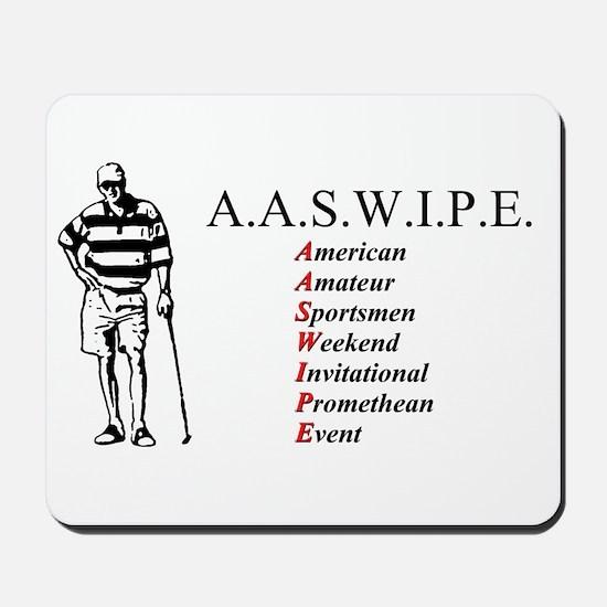 AASWIPE - Mousepad