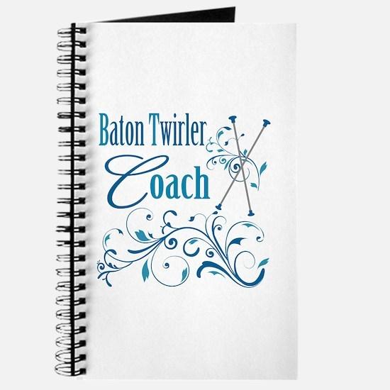 Baton Twirler Coach Journal