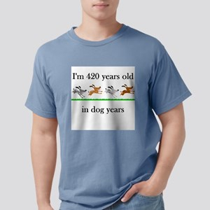60 birthday dog years 1 T-Shirt