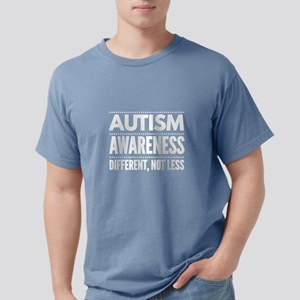 Autism Awareness - Different, Not Less T-Shirt