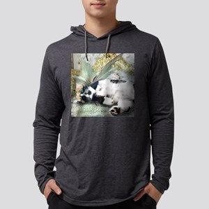Tuxedo Cat Fairy Long Sleeve T-Shirt