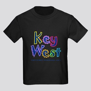 Key West Tropical Type - T-Shirt