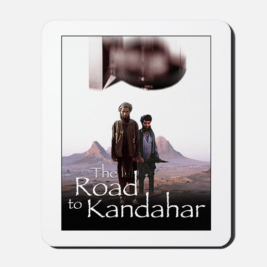 Road to Kandahar Mousepad