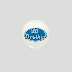 Lil' Brother Mini Button