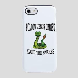 No snakes follow JC iPhone 8/7 Tough Case