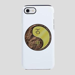 Capricorn & Metal Monkey iPhone 8/7 Tough Case