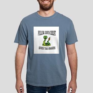 No snakes follow JC T-Shirt