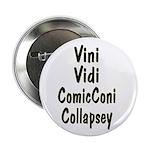 """Comic Con 2.25"""" Button (100 pack)"""