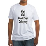 Comic Con Fitted T-Shirt