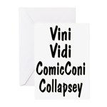 Comic Con Greeting Cards (Pk of 10)