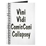 Comic Con Journal