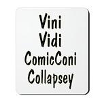 Comic Con Mousepad