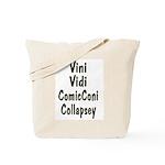 Comic Con Tote Bag