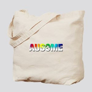Ausome Tote Bag