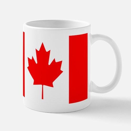 Canadian Flag Mug