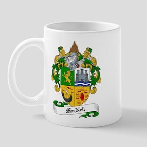 MacNeil Family Crest Mug