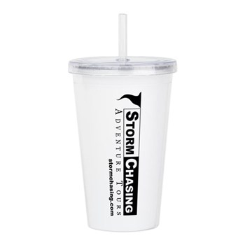 Drink Cup Acrylic Double-Wall Tumbler