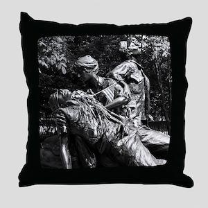 Vietnam Womens Memorial Throw Pillow