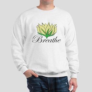 Yoga Breathe Sweatshirt