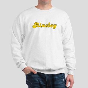 Retro Ainsley (Gold) Sweatshirt
