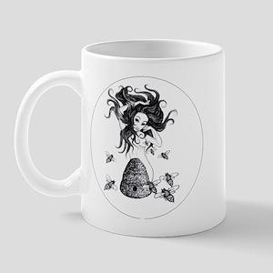 the bee charmer Mug