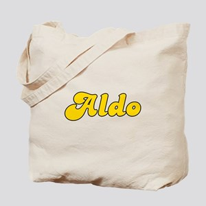 Retro Aldo (Gold) Tote Bag