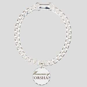 MOH Logo Charm Bracelet, One Charm