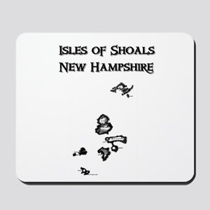 Isles of Shoals NH Mousepad