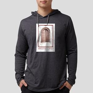 Doorway in Abruzzo Long Sleeve T-Shirt