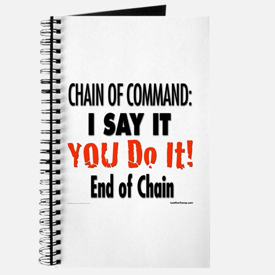Chain of Command Journal