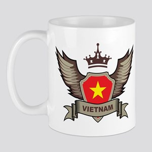 Vietnam Emblem Mug