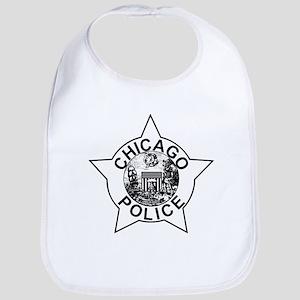 Chicago police Baby Bib
