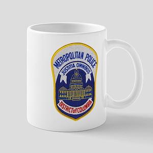 D.C. Metro PD Mug