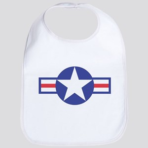 US USAF Aircraft Star Bib