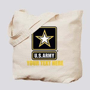 U.S. Army Logo Personalized Tote Bag