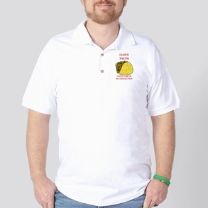 tacos Golf Shirt