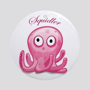 Squidler Ornament (Round)