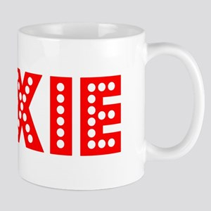 Retro Lexie (Red) Mug