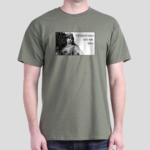 Well Behaved Women Dark T-Shirt
