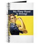 Rosie the Riveter's Pimp Hand Journal