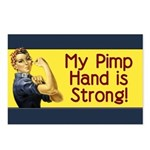 Rosie the Riveter's Pimp Hand Postcards (Package o
