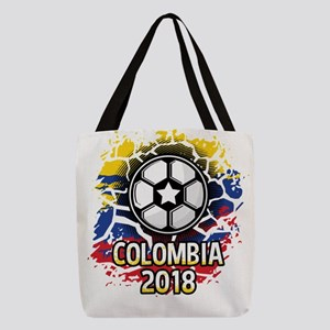 Soccer Colombia Team 2018 Polyester Tote Bag